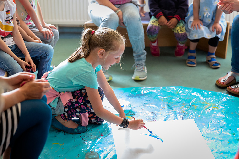 Katzen b rengruppe 3 6 jahre evangelischer for Evangelischer kindergarten